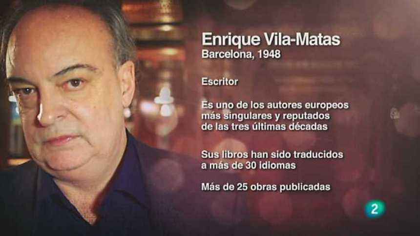 Pienso, luego existo - Enrique Vila-Matas