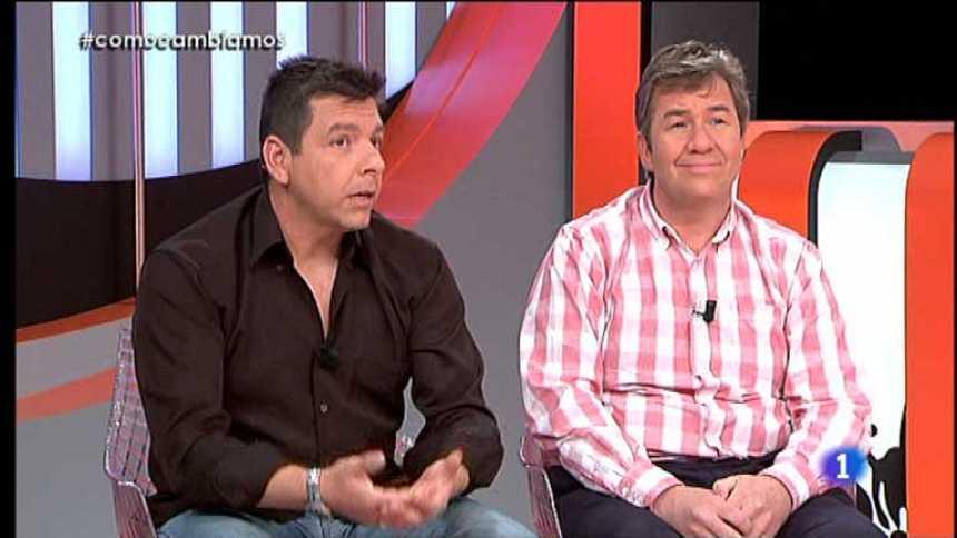 Tenemos que hablar - Tito y Piraña, protagonistas de 'Verano Azul'