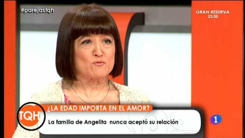 Tenemos que hablar - Angelita se llevaba 33 años con su marido