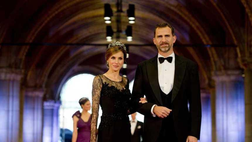 Herederos a las Casas Reales europeas