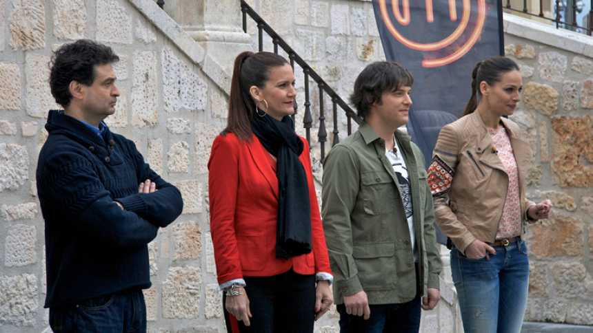 MasterChef - Los aspirantes cocinan en Burgos, la capital de la gastronomía española