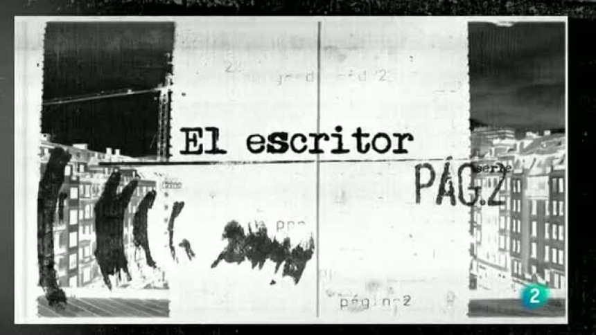 """Página 2 - """"El escritor"""" - Capítulo 17"""