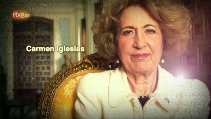 Pienso luego existo - Carmen Iglesias - avance