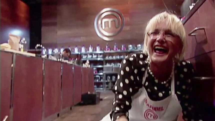 MasterChef - A Maribel le da un ataque de risa