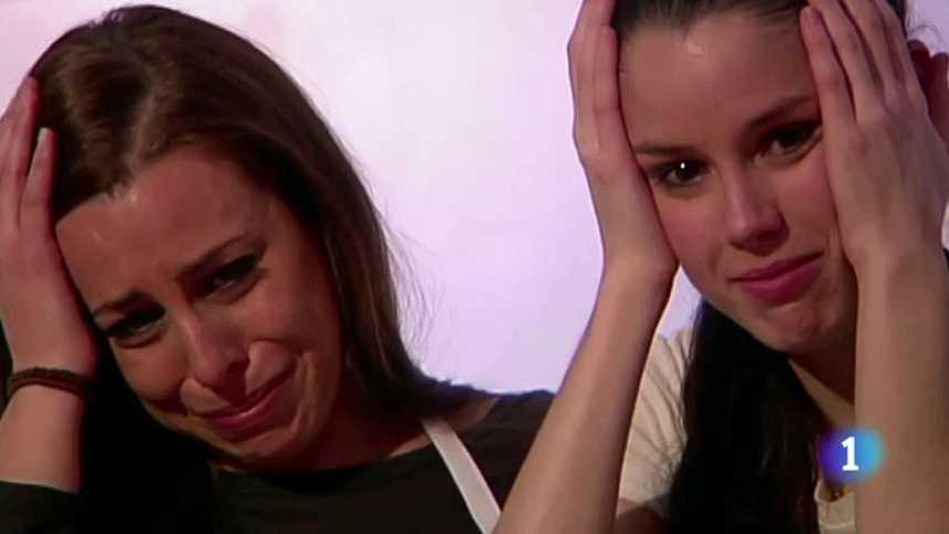 MasterChef - María y Clara, las dos chicas de Efrén