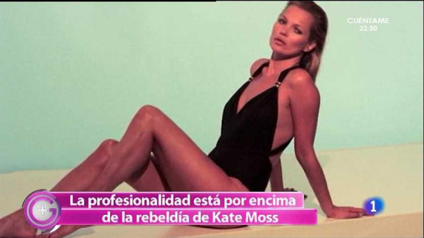 Más Gente - Kate Moss se prepara para el verano