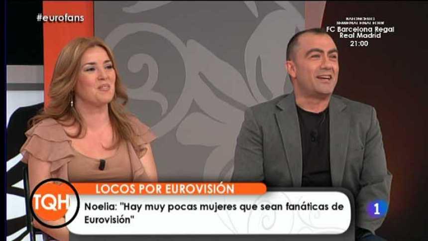 Tenemos que hablar - Noelia y Arturo, locos por Eurovisión