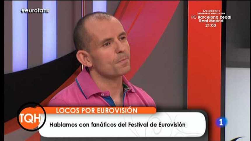 Tenemos que hablar - Víctor es fan del Festival de Eurovisión desde los cinco años