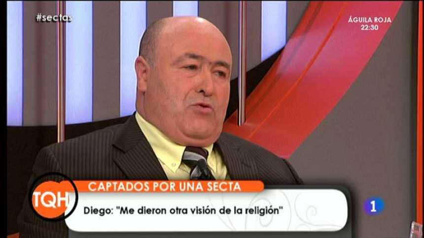 """Tenemos que hablar - Diego: """"Me decían que el Paraíso estaba a punto de llegar"""""""