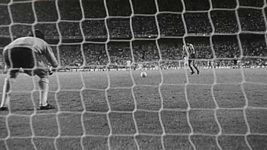 El Real Madrid, campeón de la Copa 1975