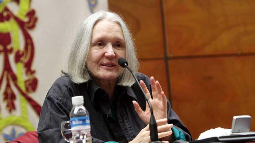 La socióloga Saskia Sassen, Príncipe de Asturias de Ciencias Sociales