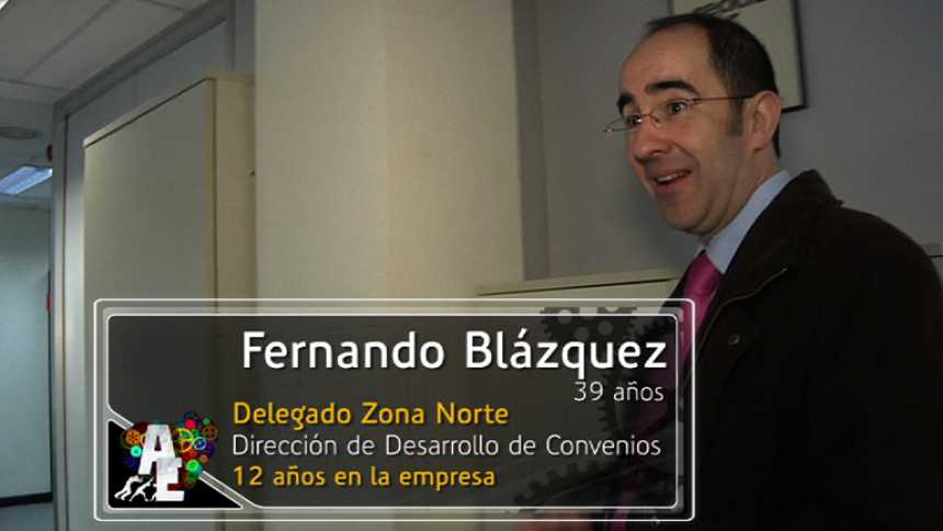 Fernando Blázquez (Delegado zona norte)