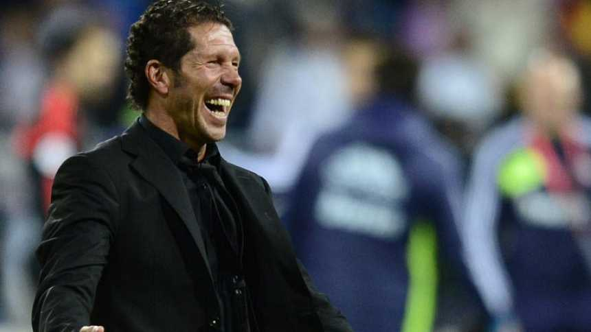 """Simeone: """"Hemos tenido la suerte que hay que tener para ser campeón"""""""