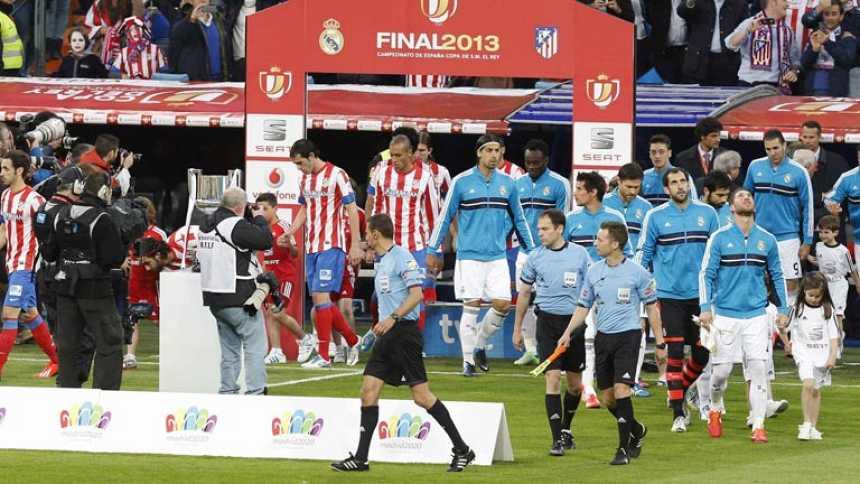 La final de la Copa del Rey, lo más visto