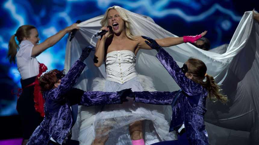 Final de Eurovisión 2013 - Finlandia
