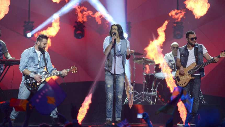 Final de Eurovisión 2013 - Armenia
