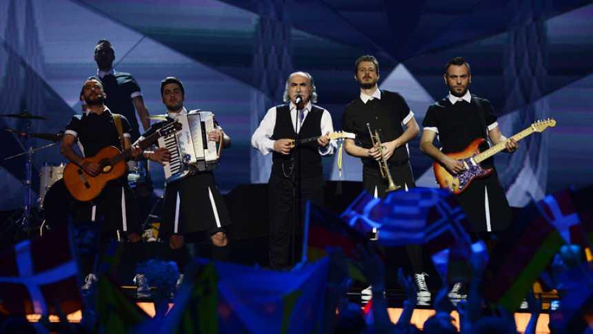 Final de Eurovisión 2013 - Grecia