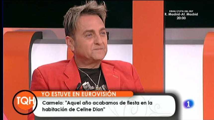 Tenemos que hablar - Carmelo fue a Eurovisión con la Década Prodigiosa