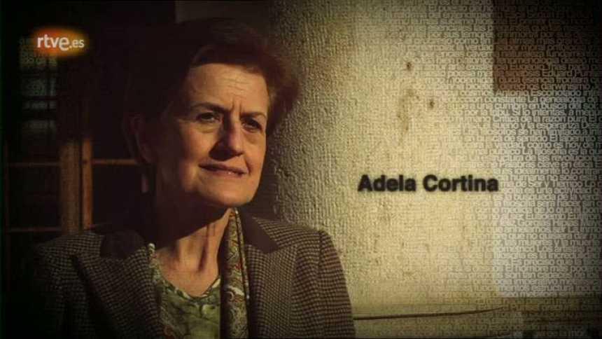 Pienso luego existo - Adela Cortina, filósofa - avance