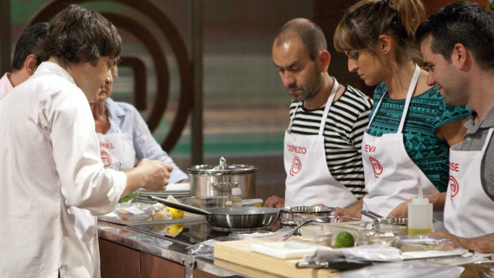 MasterChef - MasterClass sobre cocina de vanguardia por Jordi Cruz ...