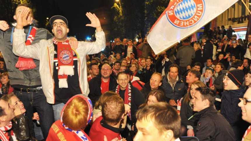 La alegría alemana se fue a Múnich