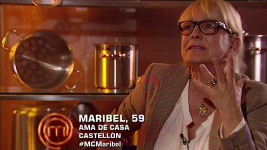MasterChef - Maribel, harta de las florituras de Jose