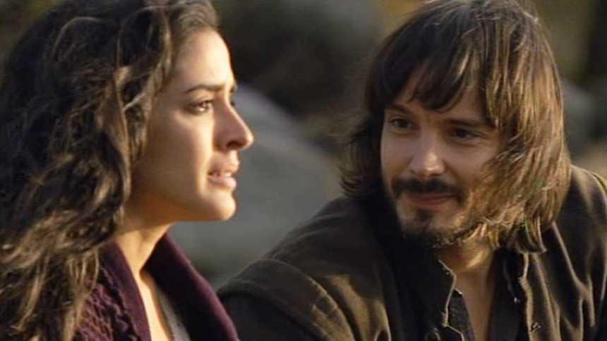 Águila Roja - Gonzalo quiere pedirle a Margarita que...