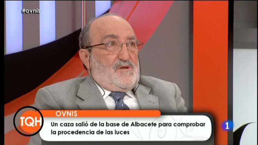 Tenemos que hablar - Salvador avistó un ovni en el aeropuerto de Valencia