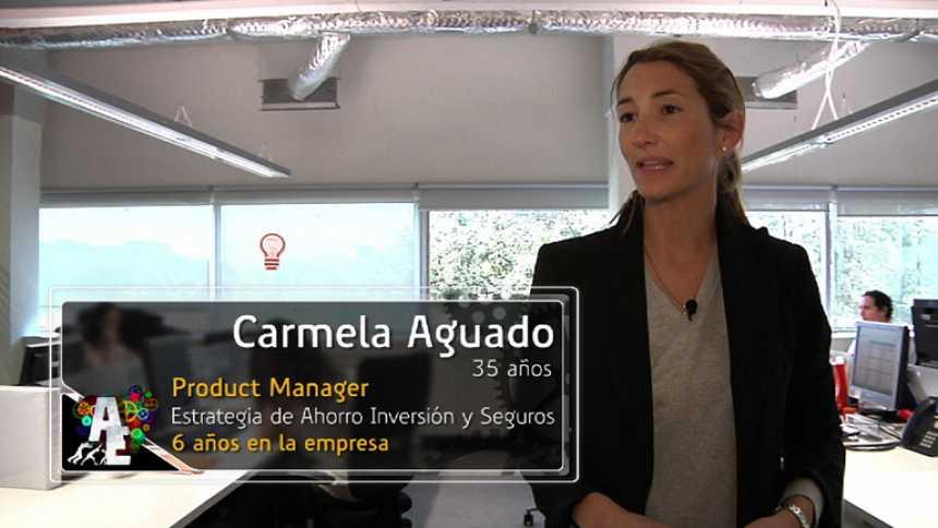 Carmela Aguado (35 años), Product Manager