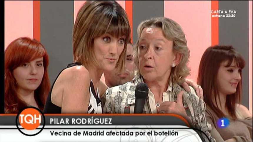 """Tenemos que hablar - Pilar Rodríguez: """"El botellón no puede ser una forma de vida"""""""