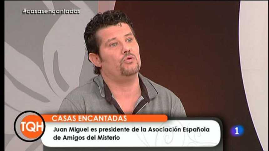 Tenemos que hablar - Juan Miguel investiga fenómenos paranormales