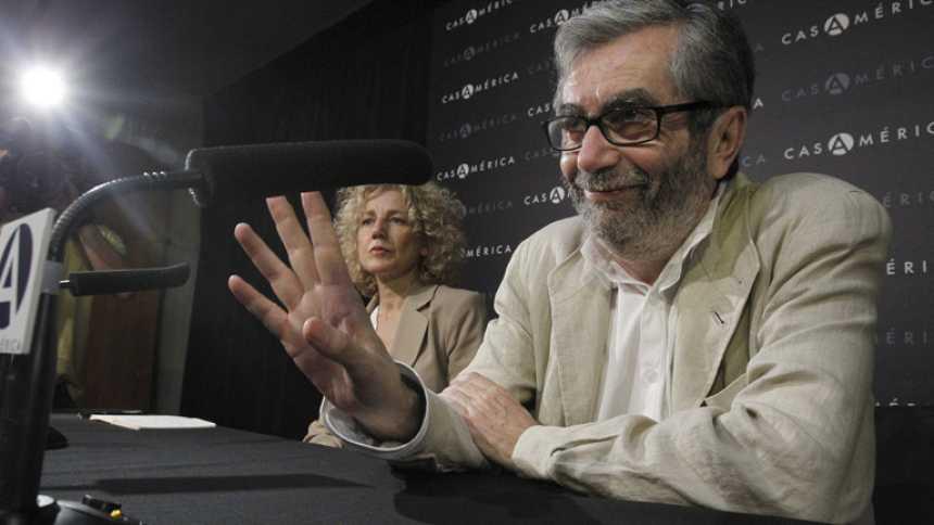Muñoz Molina recibe 'con naturalidad' el Príncipe de Asturias de las Letras
