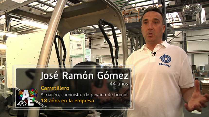 José Ramón Gómez (44 años), Carretillero