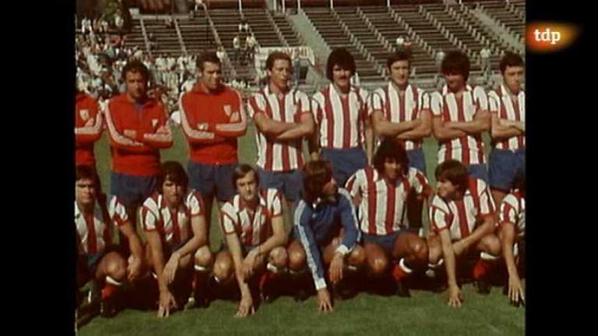 Conexión Vintage - Historia del Atlético de Madrid (2ª parte)