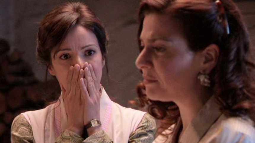 Gran Reserva. El origen - Rosalía le confiesa a Sofía que se prostituyó la noche antes de casarse con Vicente (Capítulo 24)