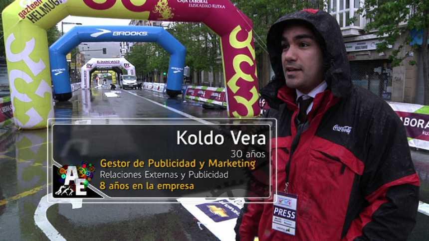 Koldo Vera (30 años) Gestor de Publicidad y Marketing