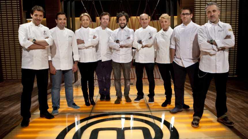 MasterChef - 21 estrellas Michelin llenan la cocina del programa