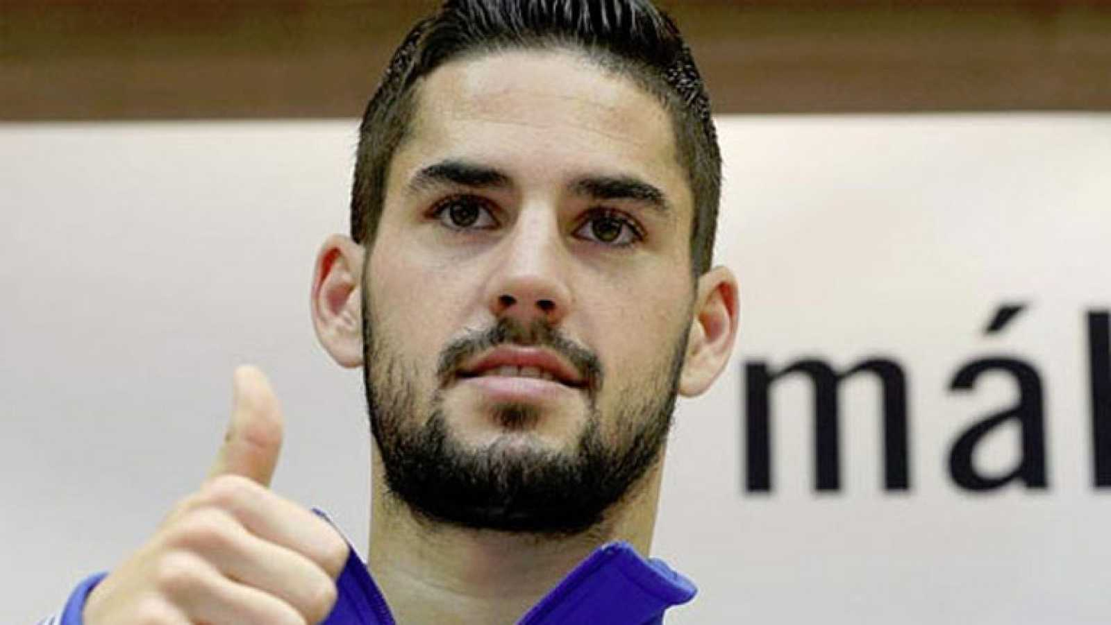 Isco jugará en el Real Madrid - RTVE.es a47115a851ef5