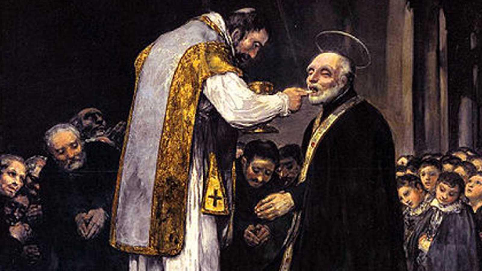 La última comunión de san José de Calasanz (Goya)