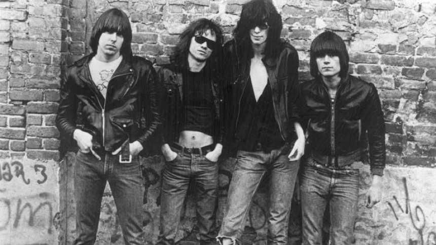"""Ramones: Clip de """"Blitzkrieg bop"""""""