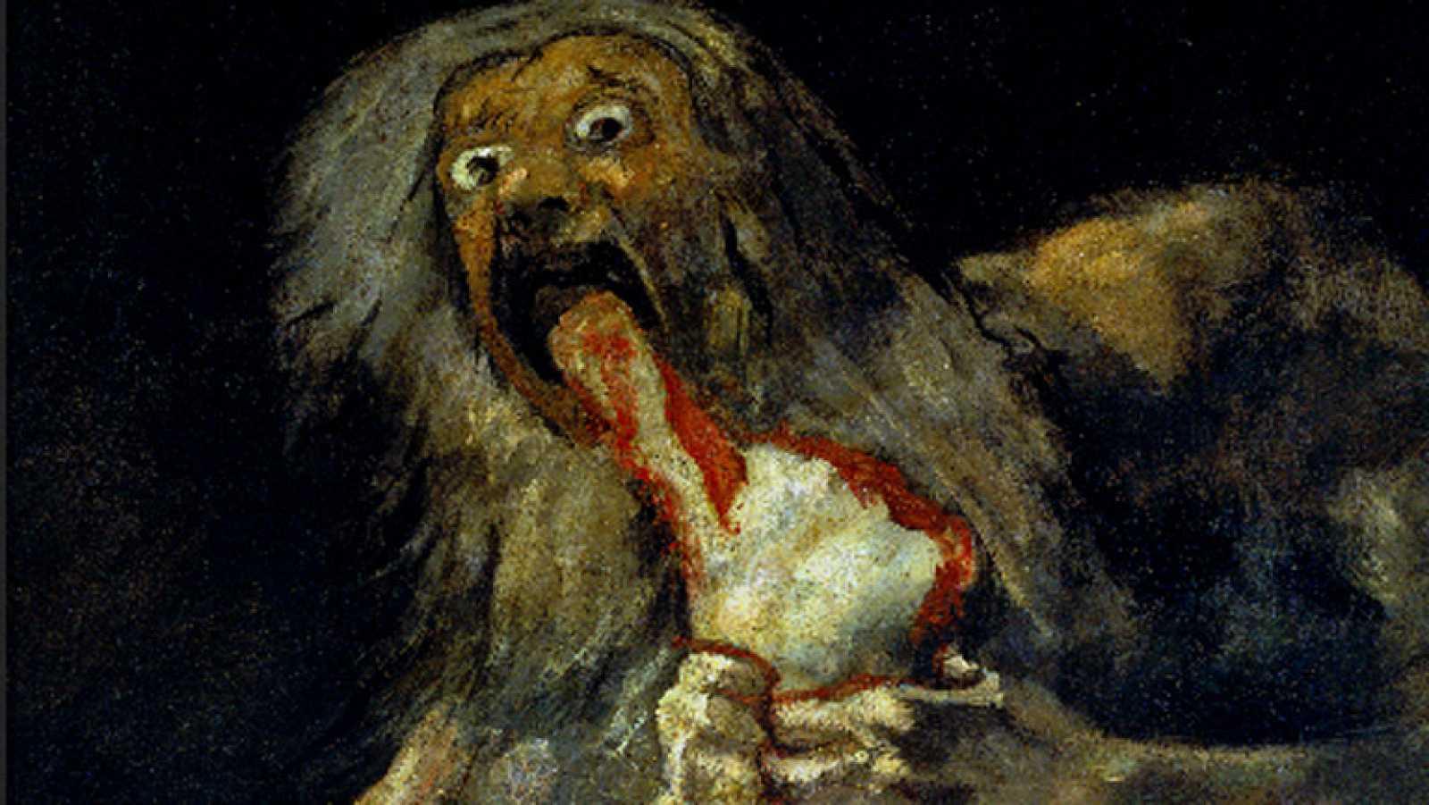 Mirar Un Cuadro Saturno Devorando A Su Hijo Goya