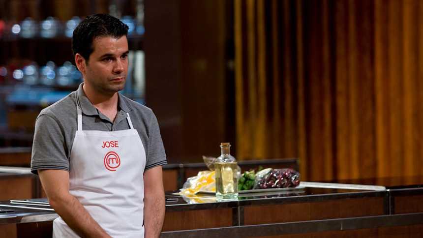 """MasterChef - Pepe: """"Jose, te faltan dos ingredientes: sencillez y humildad"""""""