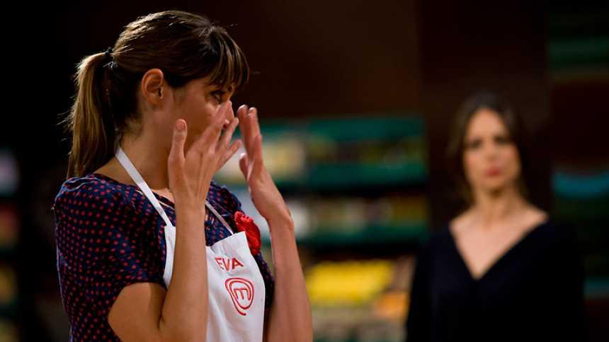 """MasterChef - Jordi: """"Eva, tu locura te ha desbordado"""""""