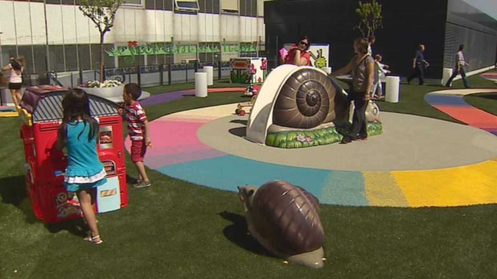 El hospital de La Paz inaugura el primer jardín para pacientes ...