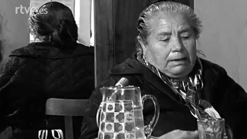 Rito y geografía del cante - Tía Anica la Piriñaca