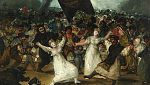 Mirar un cuadro - El entierro de la sardina (Goya)