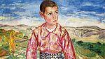 Mirar un cuadro - El chico (Benjamín Palencia)