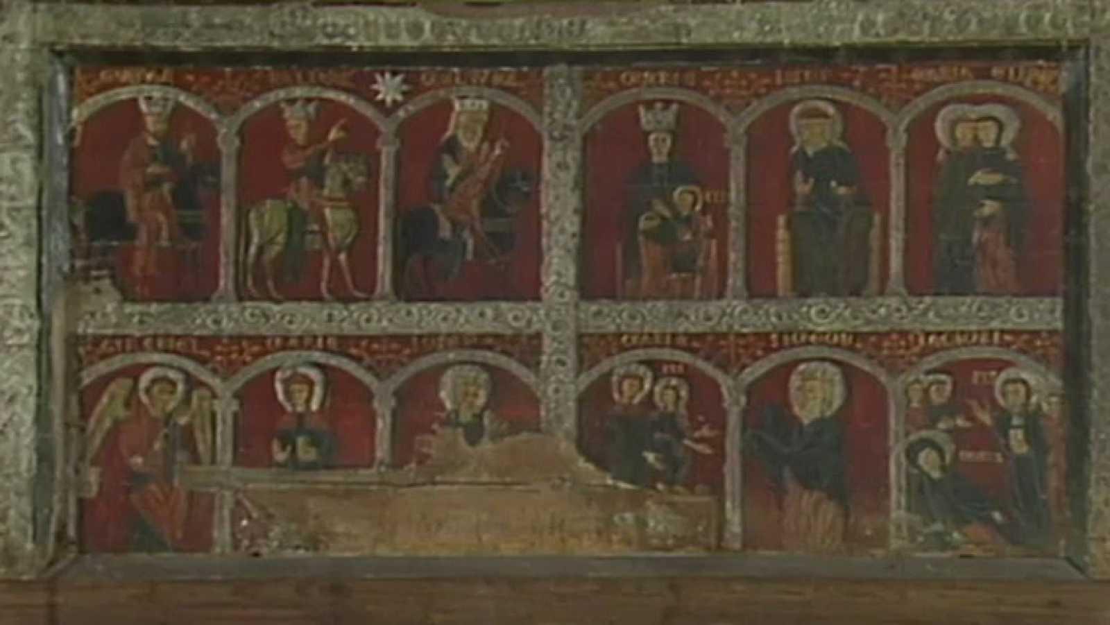Mirar un cuadro - Epifanía (Anónimo siglo XIII) - RTVE.es