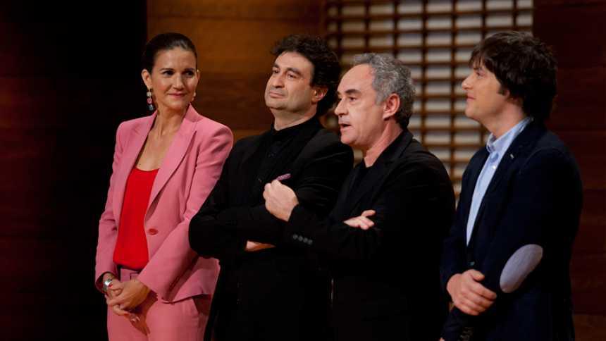 MasterChef - Ferran Adrià visita a los finalistas de MasterChef