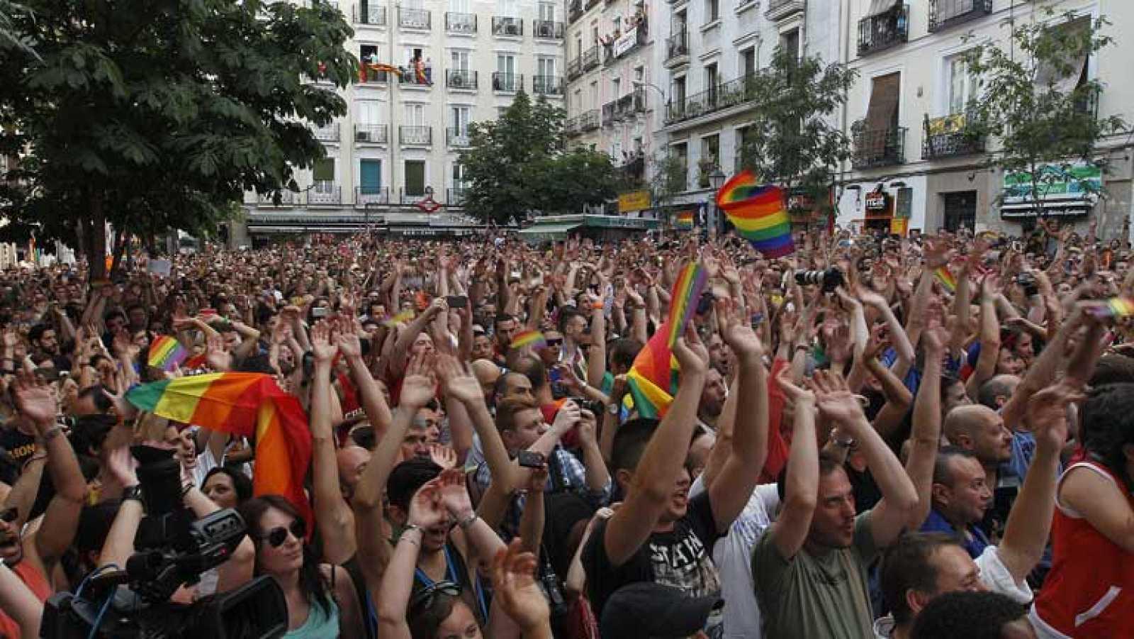 FECHAS FIESTA DEL ORGULLO GAY